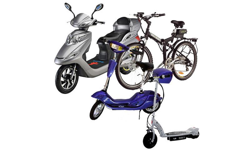bicicletta-scooter-elettrico