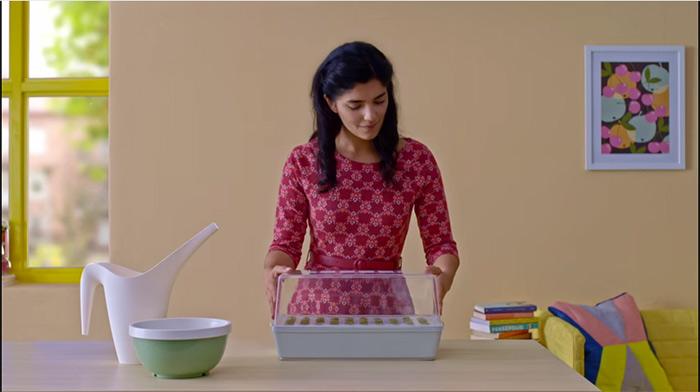 Ikea e il kit per fare un orto in casa e sostenibile - Orto in casa ikea ...