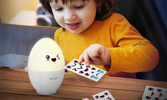 Luce notturna con Speaker Wireless Bluetooth Phonect LED