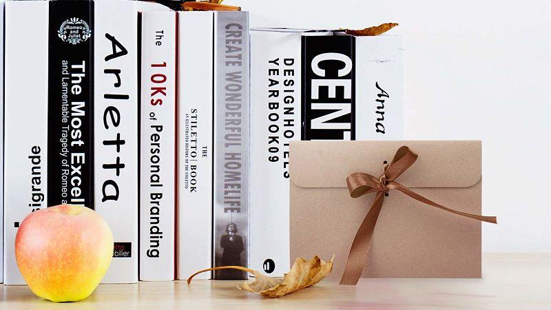 11+6,5x14 con manico in cotone EUROFIDES/® 100 Shopper Carta Lusso Opaca Nero cm
