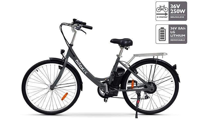 Recensione Nilox E Bike X5 Bici Elettrica Città