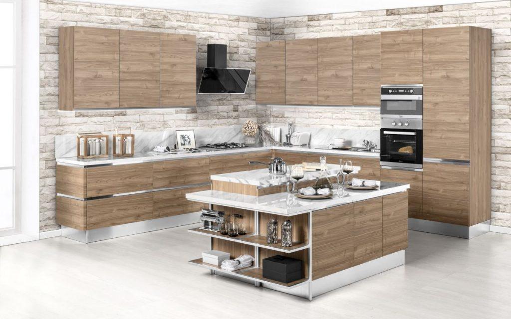 Cucina Isola - E-Sostenibile - Casa