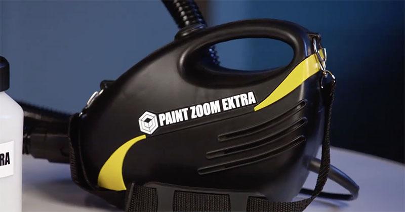 Recensione Paint Zoom Extra Verniciatore Spray Professionale