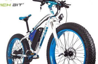 Recensione Rich Bit Bici Elettriche da Uomo 1000 W