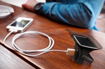 Caricabatterie fotovoltaici: caricare smartphone con l'energia solare