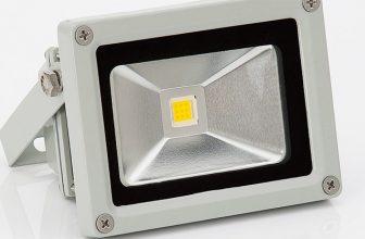 Faro LED con Pannello Solare Per Illuminazione Esterna