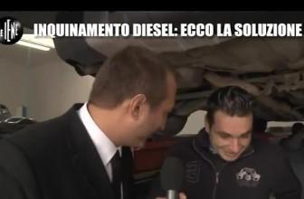 Le Iene: Inquinamento Diesel, ecco la soluzione