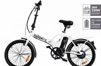 Recensione Nilox Doc X1 Plus Bicicletta Elettrica Pieghevole Unisex